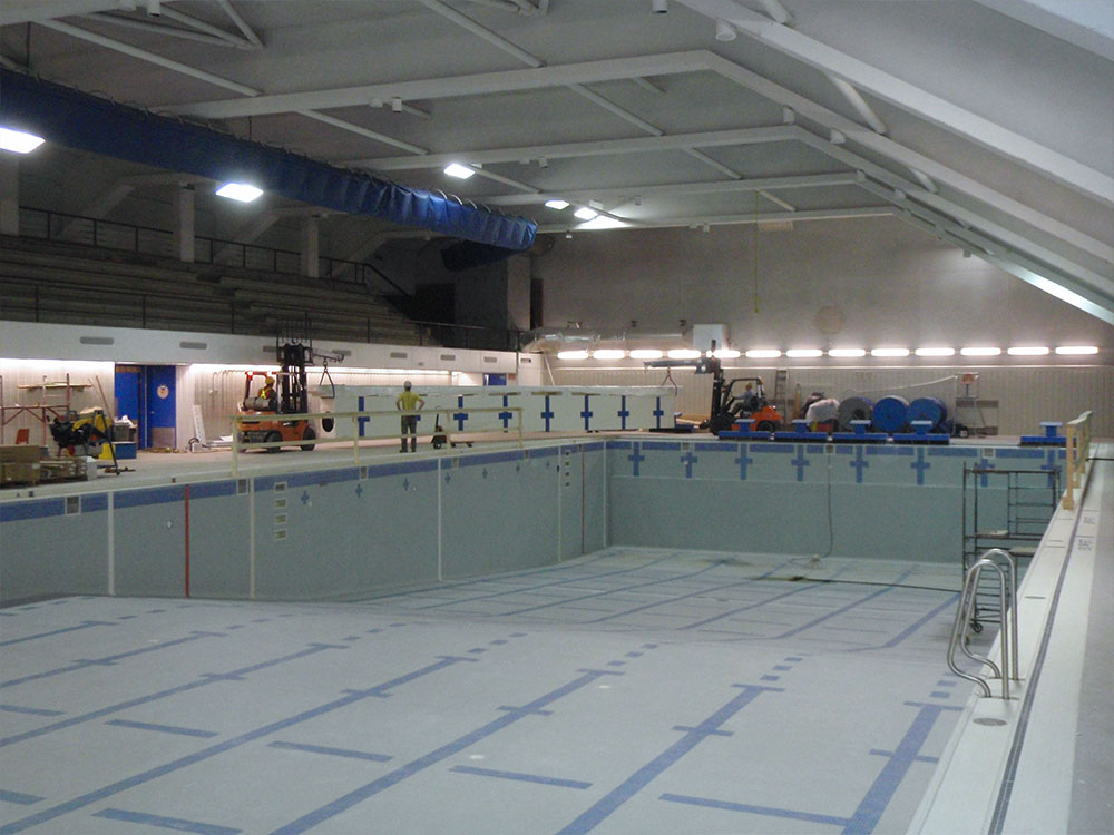 Lakehead Pool & Change Room