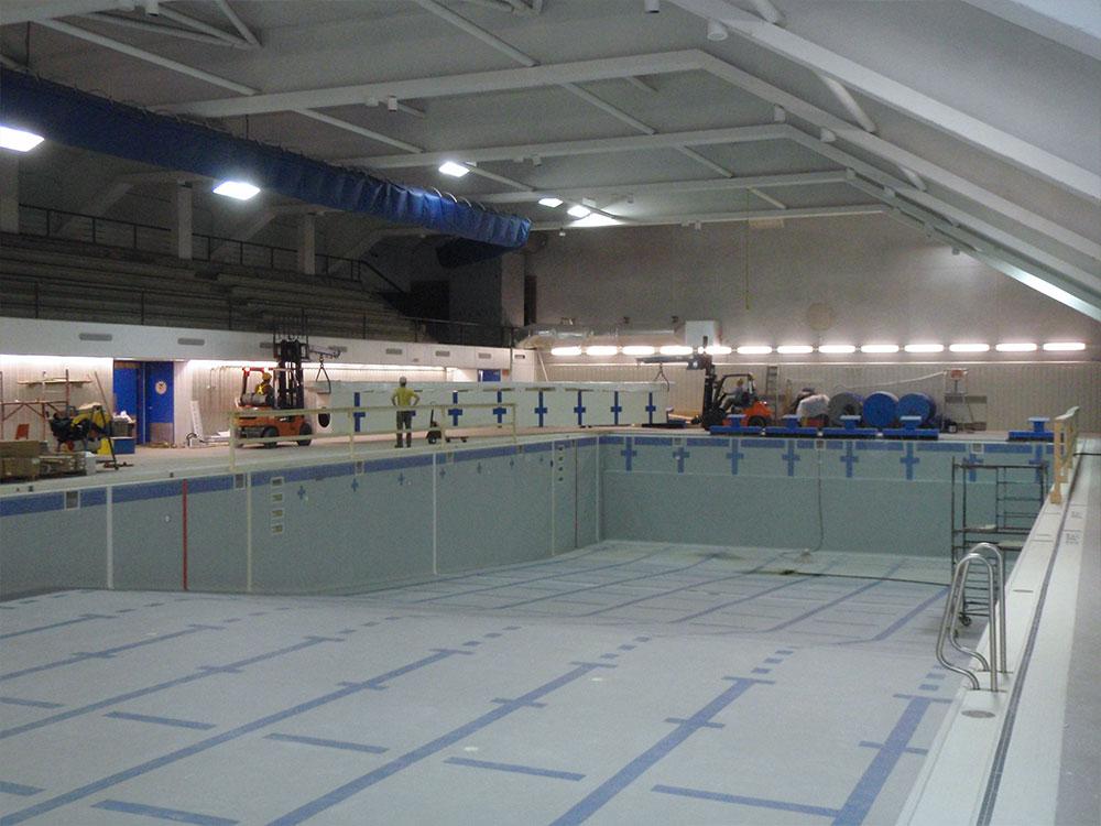 Lakehead Pool & Change Room